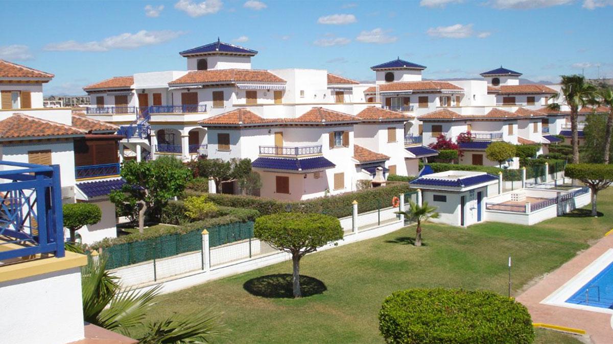 Alquileres veramar inicio for Apartamentos en vera almeria